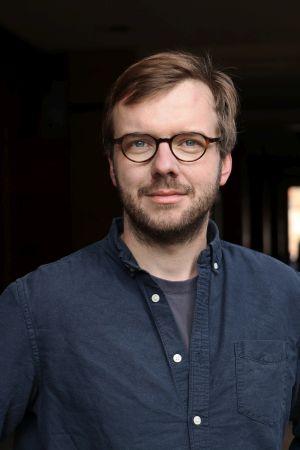 Matthias Jügler, Foto: Franziska Hauser